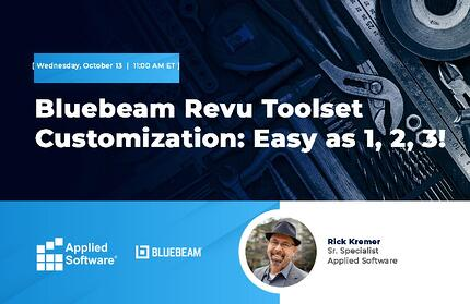 10-13-21 Bluebeam Toolsets webinar