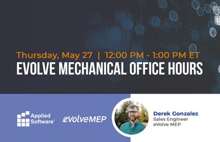 5-27-21 eVolve Mechanical Office Hours