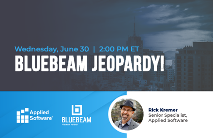 6-30-21 Bluebeam Jeopardy