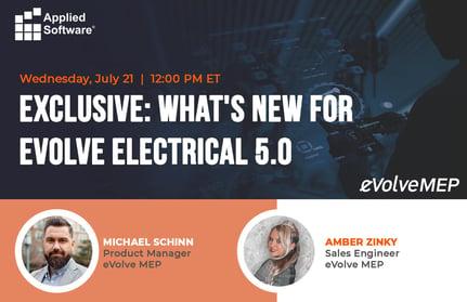 7-21-21 eVolve Electrical webinar