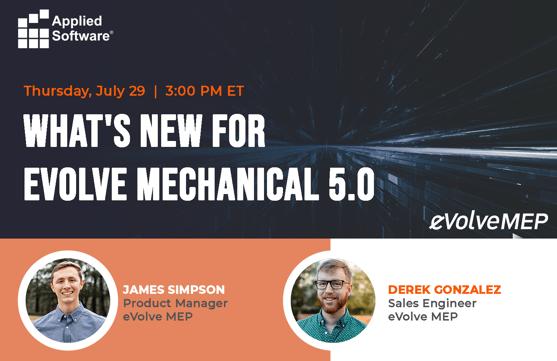 7-29-21 eVolve MEP 5.0 webinar date revised