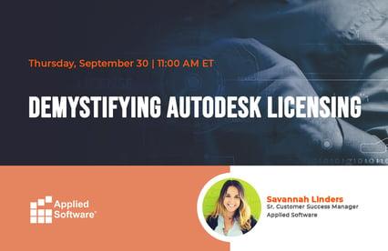 8-27-21 Autodesk Licensing webinar