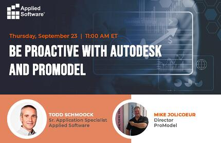 9-23-21 Autodesk ProModel webinar