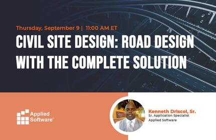 9-9-21 Civil 3D Road webinar