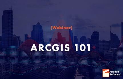 ArcGIS 101