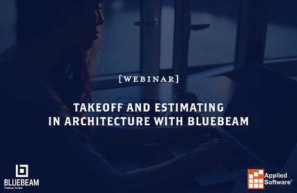 Takeoff and Estimating in Architecture with Bluebeam-1