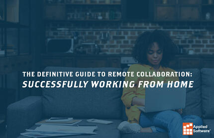 The Definitive Guide to Remote Collaboration Successfully Working from Home