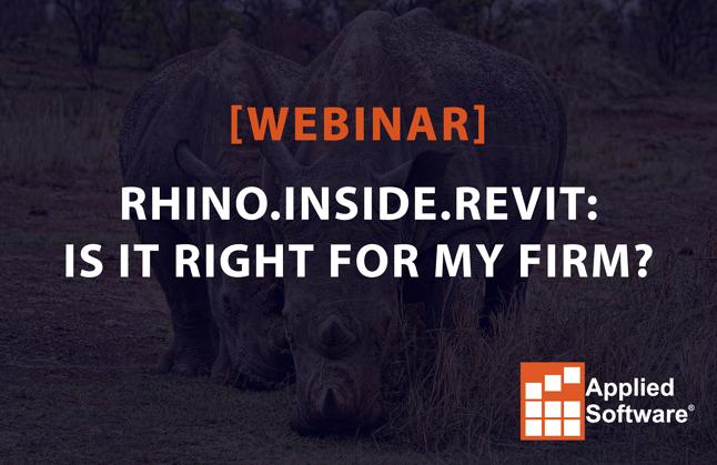 Rhino.Inside.Revit webinar image-1